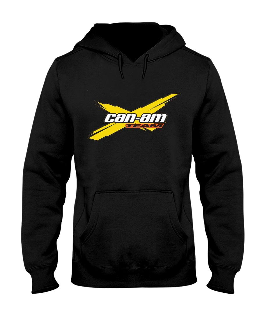 SET CAM TEAM Hooded Sweatshirt