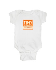 Tiny Leaps Big Changes Merch Onesie thumbnail