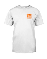 Tiny Leaps Big Changes Merch Premium Fit Mens Tee thumbnail