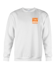 Tiny Leaps Big Changes Merch Crewneck Sweatshirt front