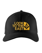 Look To The East Embroidered Hat front
