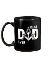 Best Dad Ever Mug back