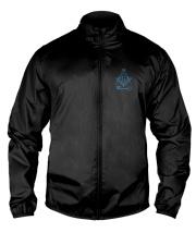 Masonic Emblem Embroidered Jacket Lightweight Jacket front