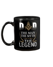DAD The Man The Myth The Legend Mug back
