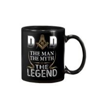DAD The Man The Myth The Legend Mug front