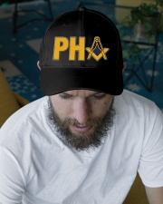 PHA Embroidered Hat garment-embroidery-hat-lifestyle-06