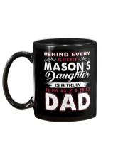 Amazing Dad Mug back