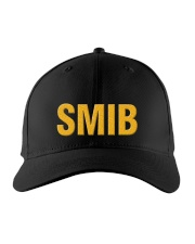 SMIB Embroidered Hat front