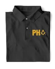 PHA Masonic Embroidery Polo Shirt Classic Polo front