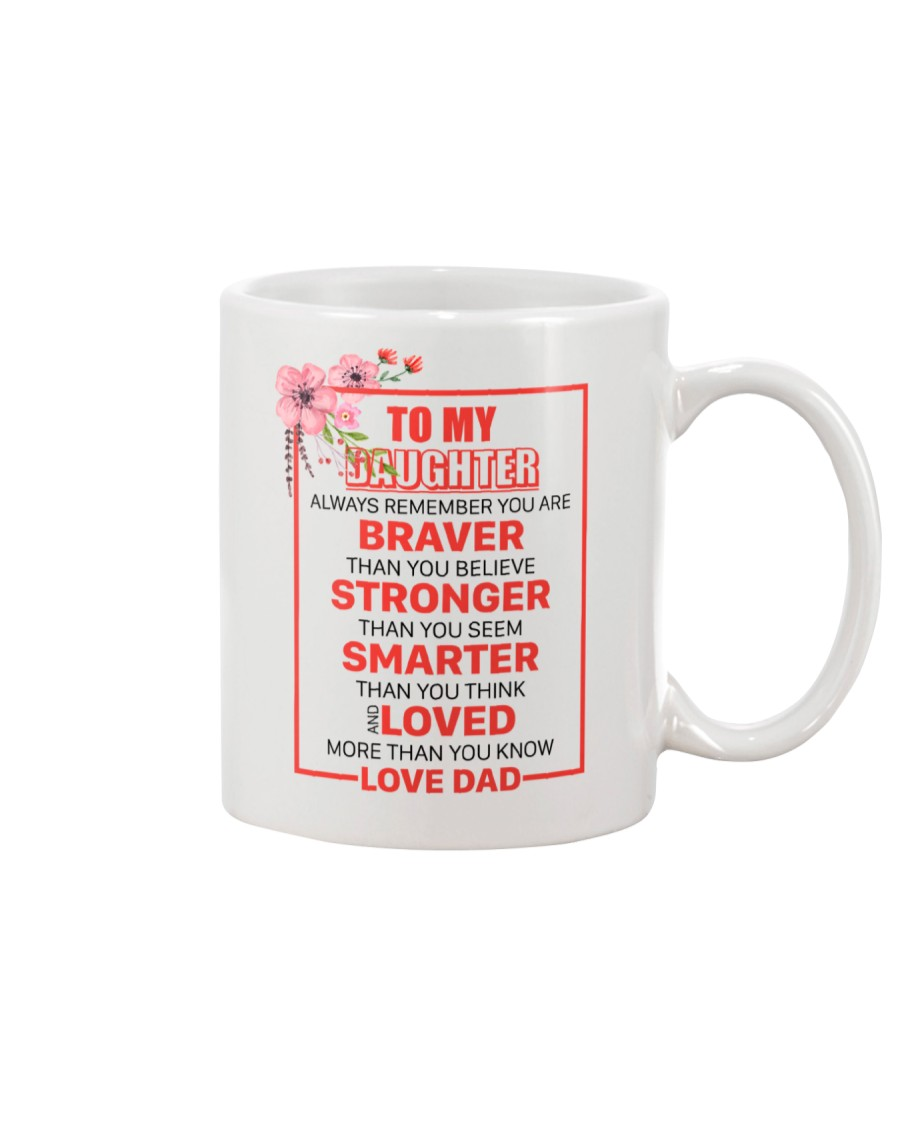 TO MY DAUGHTER MUG Mug