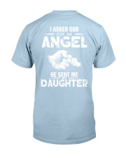 I HAVE A AWESOME DAUGHTER Classic T-Shirt tile