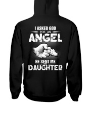 I HAVE A AWESOME DAUGHTER Hooded Sweatshirt thumbnail