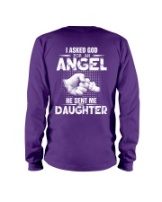 I HAVE A AWESOME DAUGHTER Long Sleeve Tee thumbnail