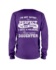 PERFECT DAD Long Sleeve Tee tile