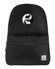 cap embroidered hat scottie Backpack thumbnail