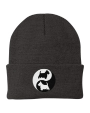 cap embroidered hat scottie Knit Beanie thumbnail
