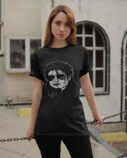 michael jackson shirt Classic T-Shirt apparel-classic-tshirt-lifestyle-19