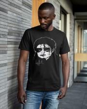 michael jackson shirt Classic T-Shirt apparel-classic-tshirt-lifestyle-front-41-b