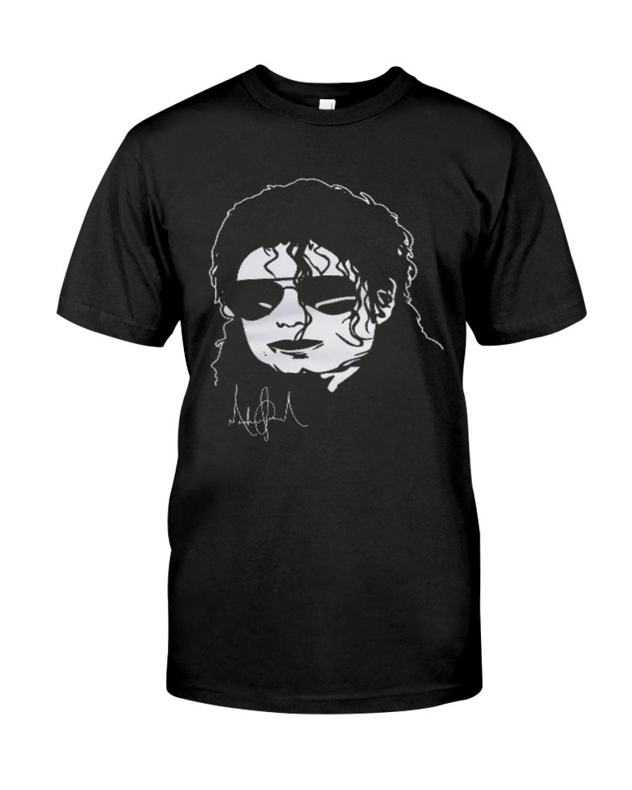 michael jackson shirt Classic T-Shirt