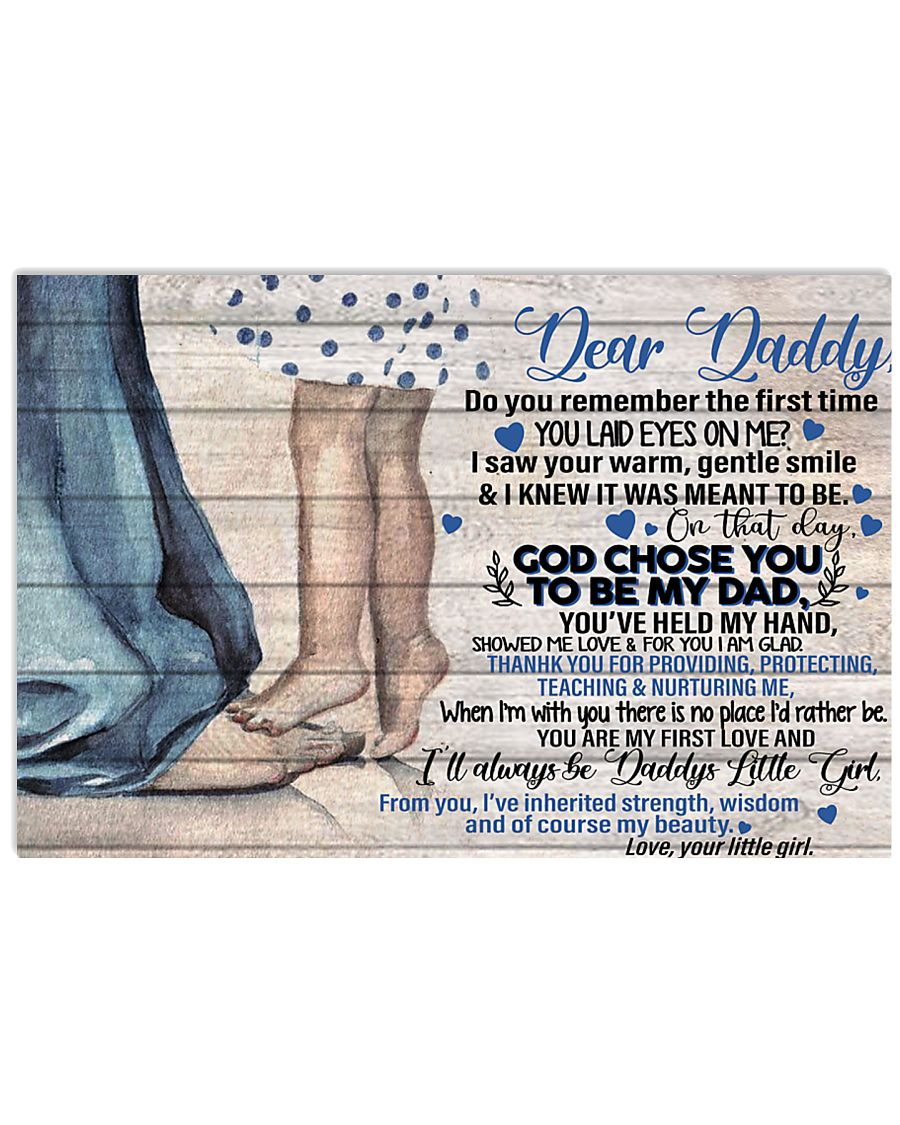 Poster Daughter To Daddy HBH 17x11 Poster