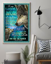 To My Loving Mom TATA 11x17 Poster lifestyle-poster-1