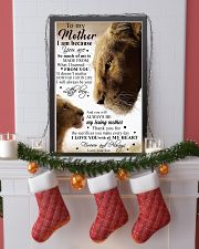 Poster Son To Mother Lion HBH 11x17 Poster lifestyle-holiday-poster-4
