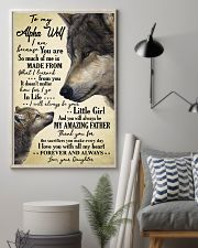 Poster Daughter To Alpha Wolf HBH 11x17 Poster lifestyle-poster-1
