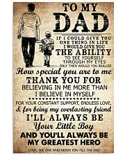 Poster Son To Dad Greast HBH 11x17 Poster front