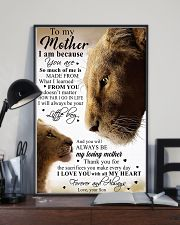 To My Mother TATA 11x17 Poster lifestyle-poster-2