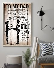 Poster Daughter To Dad HBH 11x17 Poster lifestyle-poster-1