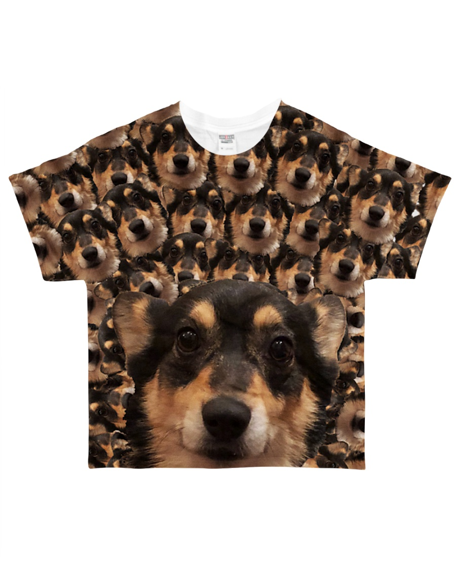 Stephen King dogs shirt Birthday All-over T-Shirt