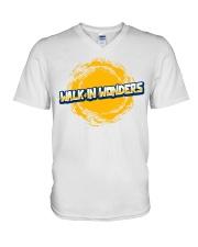 Walk In Wonders Premium T-Shirt V-Neck T-Shirt thumbnail