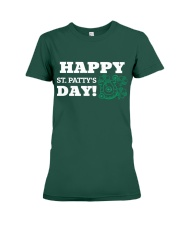 Happy St Patrick Day Shirts Premium Fit Ladies Tee thumbnail