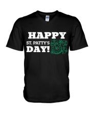 Happy St Patrick Day Shirts V-Neck T-Shirt thumbnail