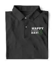 Happy St Patrick Day Shirts Classic Polo front