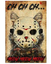 Cat Jason Voorhees Poster MCL042007P04 11x17 Poster front