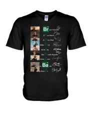 Breab  0512 V-Neck T-Shirt thumbnail