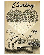 Everlong Poster H1203 11x17 Poster front