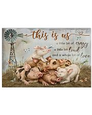 Pig Poster MCL132005J01TF 17x11 Poster front