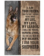 German Shepherd Poster TR2102 11x17 Poster front
