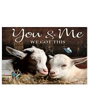 Goat Poster MCL182005J04VT 17x11 Poster front