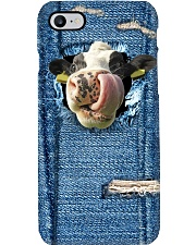 COW DAIRY TOUNGE PHONE CASE LTV202007F06HT Phone Case i-phone-7-case