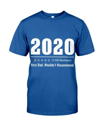 2020 in 1 shirt