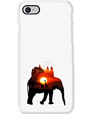 ElephantForest-Africa Phone Case tile