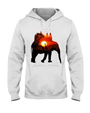ElephantForest-Africa Hooded Sweatshirt tile