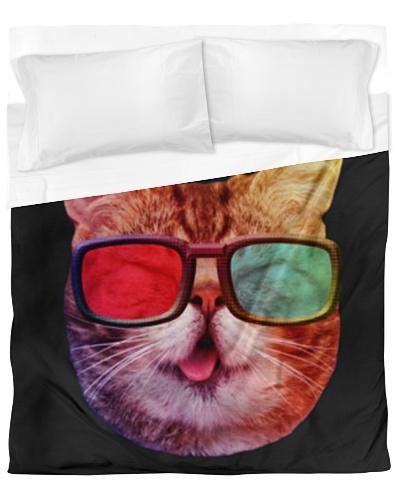 Cat Lover Duvet Cover