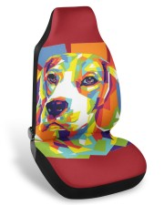 Beagle Car Seat Covers front