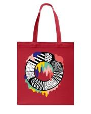 Crochet Everyday Gradient T ShirtO T Shirt Tote Bag thumbnail