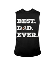 Best Dad Ever bulldo funny gift father day Sleeveless Tee thumbnail