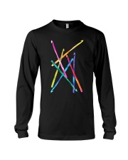 Crochet Hooks T Shirt Long Sleeve Tee thumbnail